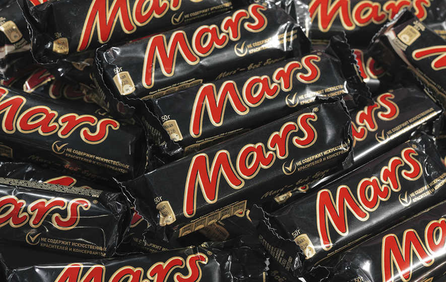 Mars bars recalled after plastic found inside chocolate