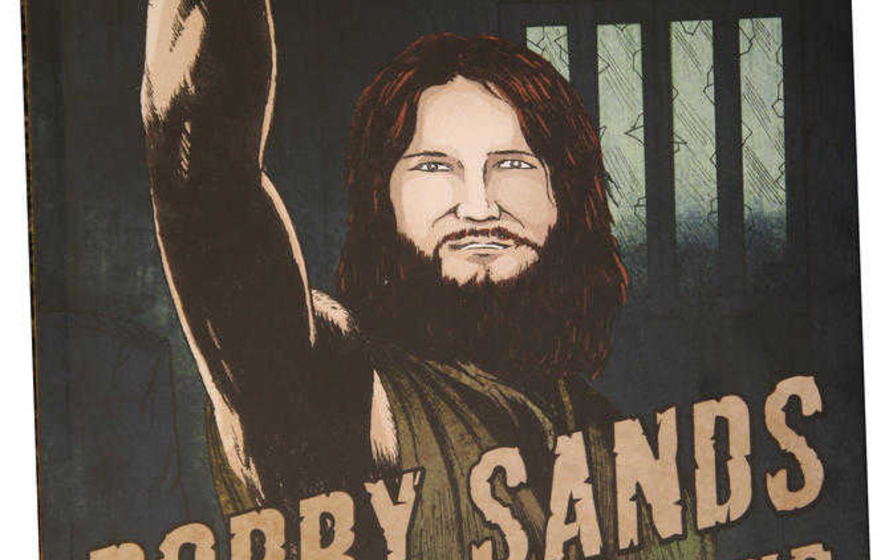 Bobby Sands Comic Strip Book Defended As True