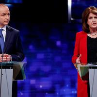 Tanaiste Joan Burton wins leaders debate on social media
