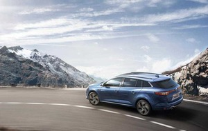 Renault discovers Megane's flair