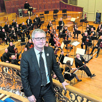 Ulster Orchestra has it all to play for says new MD Richard Wigley