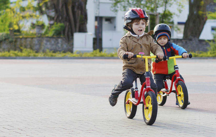 Ask the Expert: Tips on teaching a child to ride a bike