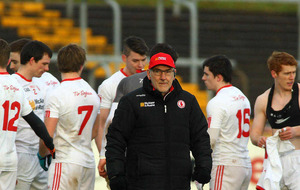 Tyrone boss Mickey Harte is far from a fan of the 'mark' idea