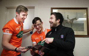 Armagh are heading in the right direction says Ciaron O'Hanlon