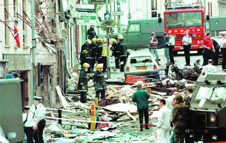 Landmark bid for partially-secret hearing on Omagh bomb
