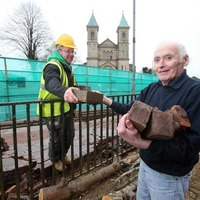 Notorious Ardoyne peace wall demolished after 30 years