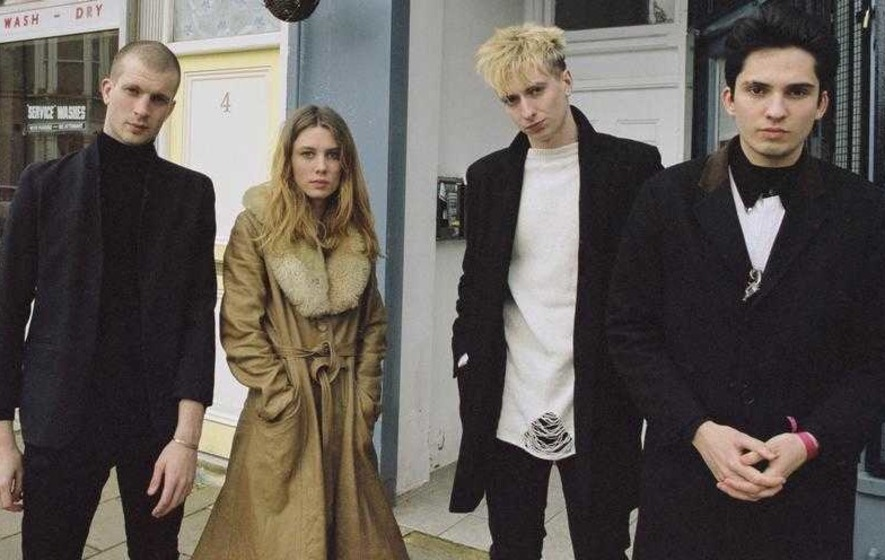 Brit Award nominees Wolf Alice headed for Belfast and Dublin