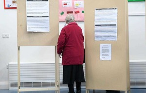 Voters cast their ballots for Irish election - but warned no selfies in polling booth