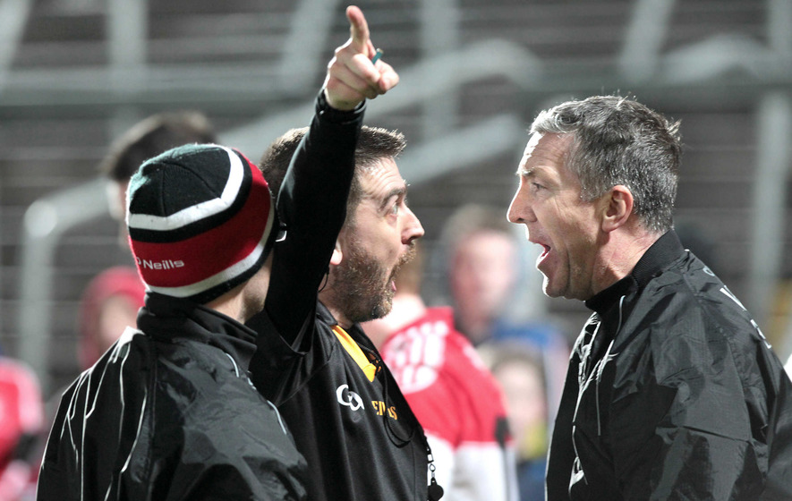 Barton banned for remainder of Derry's National League campaign