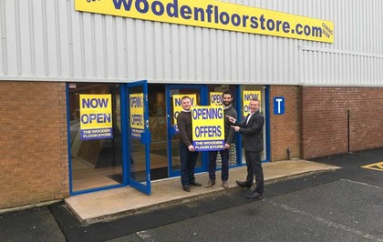 The Wooden Floor Company Opens Sixth Store In Scotland The Irish News