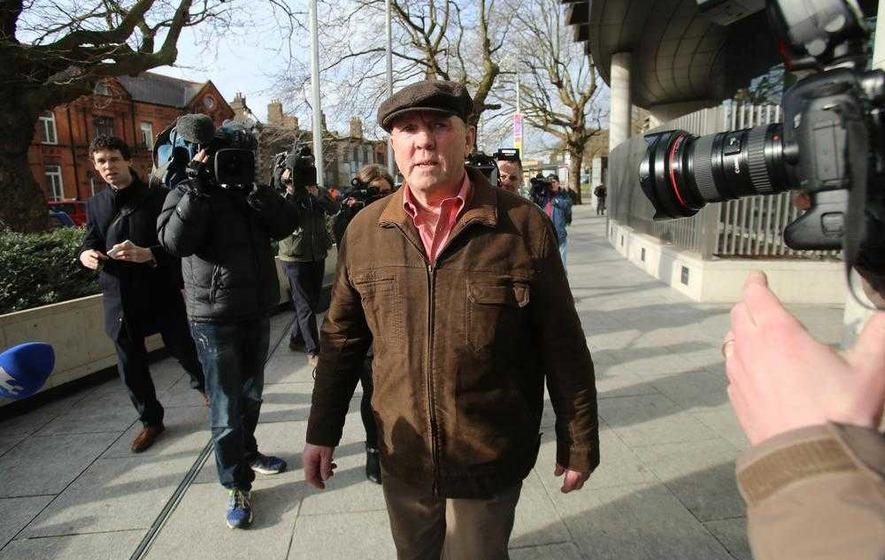 515c7ba38ea3f Republican Thomas  Slab  Murphy jailed for tax evasion - The Irish News