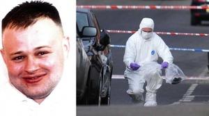 Stephen Carson killing: three men arrested