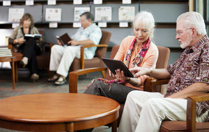 Libraries good for the mind in more ways than one