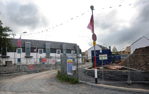 Carryduff housing development bedecked with loyalist flags shortlisted for prestigious architectural award