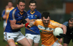 James Laverty warns Antrim against early complacency