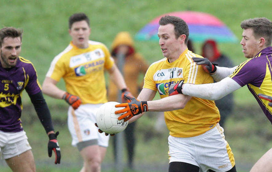 Mark may bring more negatives than positives says Antrim GAA's Michael McCann