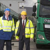 Quinn Cement spends £2.5m to upgrade export base at Warrenpoint harbour