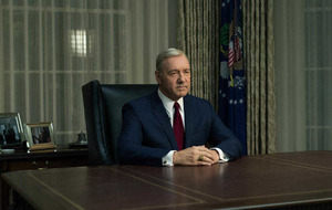 Watch this: House of Cards series four on Netflix