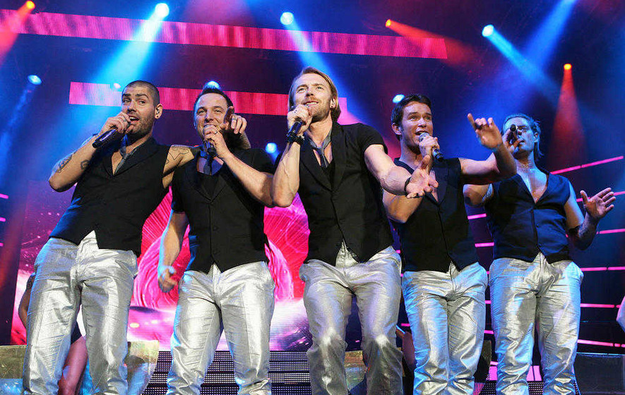 Westlife and Boyzone to form 'Boyzlife' mega-group