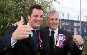 Nama: Ronnie Hanna and Gareth Robinson called to Stormont probe