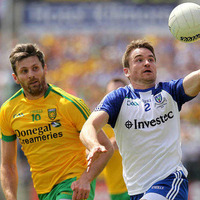 Mayo will provide tough test for Monaghan - Dessie Mone