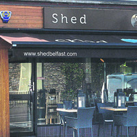 Eating Out: Shed far from common or garden