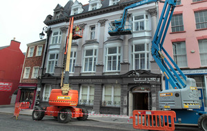 Charity behind transformation of new Derry city centre hotel