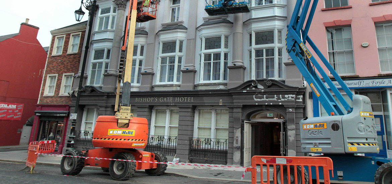 New Hotel Derry