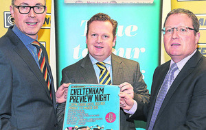Irish News/Sean Graham 2016 Cheltenham preview night