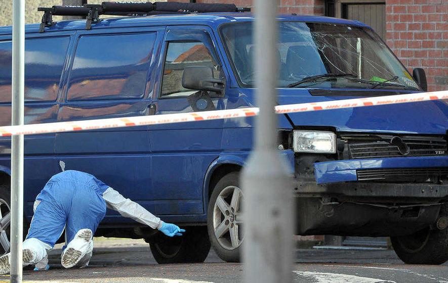 'IRA' claim responsibility for murder bid on prison officer