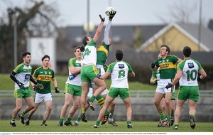 Kerry come out on top in physical encounter with Donegal