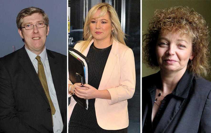 Sinn Féin ministers three identical complaints against the Irish News over Queen's honours dismissed by Ipso