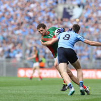 Tom Parsons hails influence of young Mayo contingent
