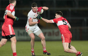 Tyrone's Richie Donnelly still seeking 'four' improvement