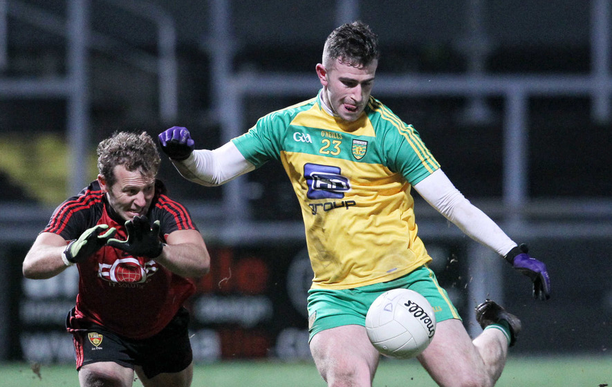 McGee to have bloodied nose assessed after battle of Tralee