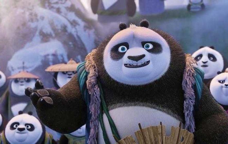 More animated animal magic with Kung Fu Panda 3
