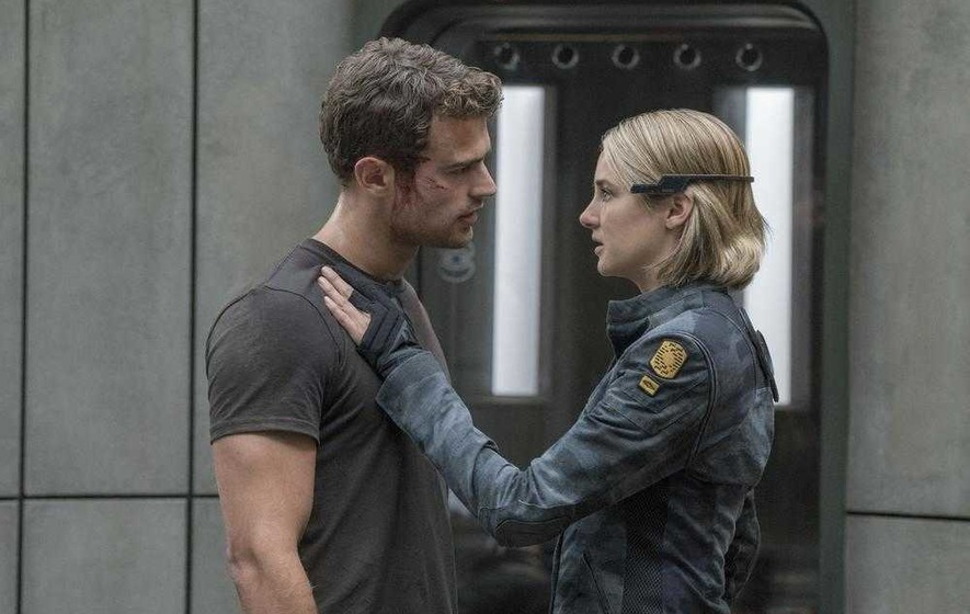 Unnecessary diversion: The Divergent Series: Allegiant
