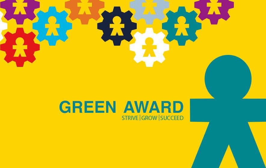 Green Award: Enter Now