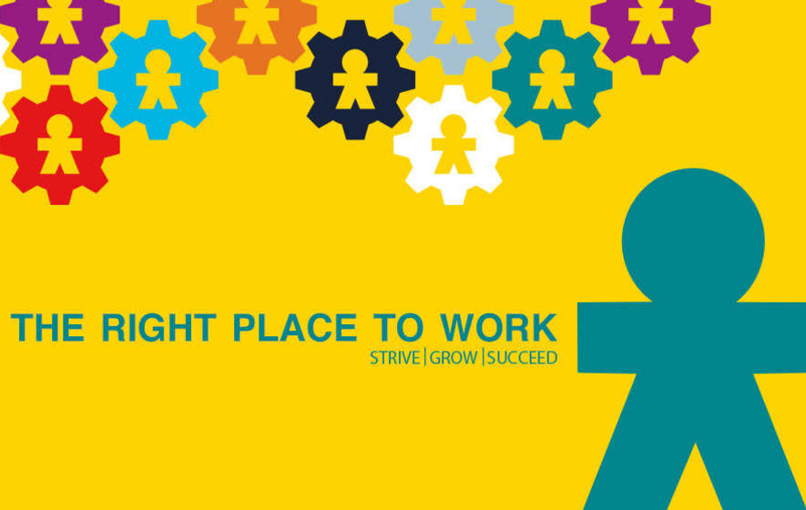 Right Place to Work: Enter Now