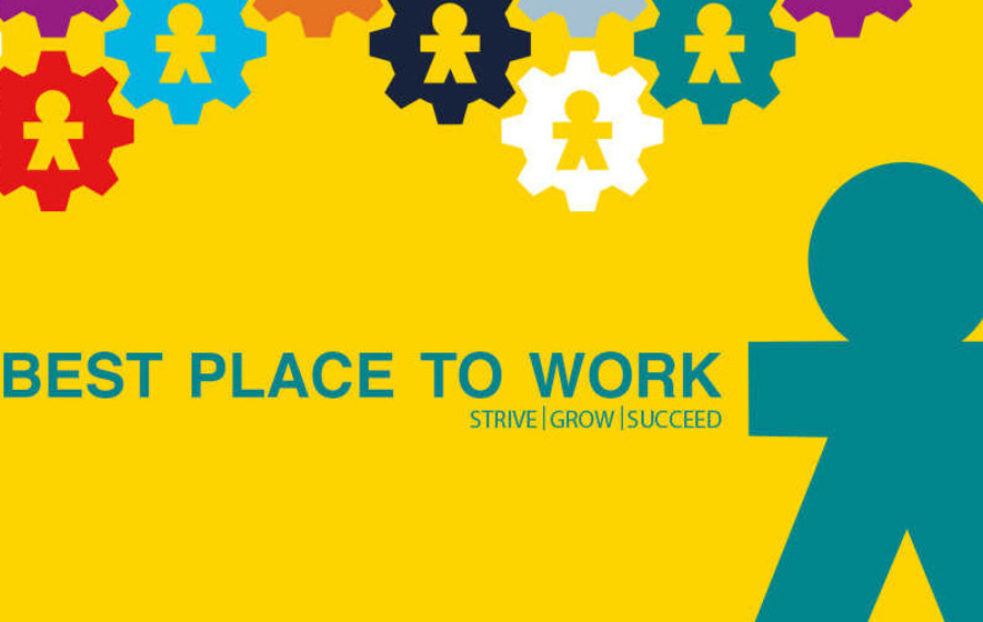 Best Place to Work: Enter Now