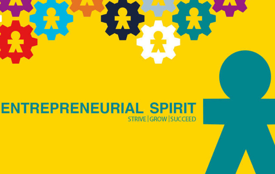 Entrepreneurial Spirit: Enter Now