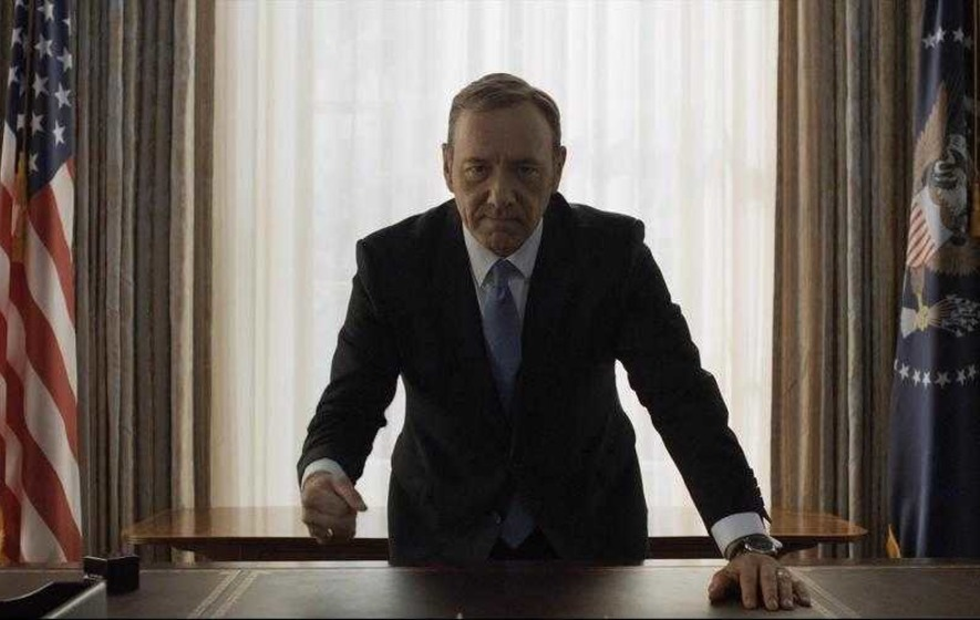 TV review: House of Cards and Netflix raises questions for the BBC