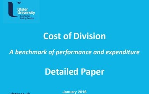 Research highlights cost of division in Northern Ireland