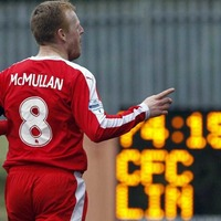 Celtic to visit Cliftonville for Georgie McMullan's testimonial