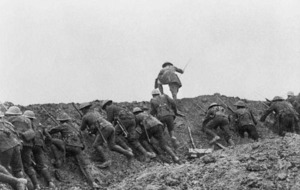 1916: Unionists and nationalists fought together at the Somme – but for different reasons