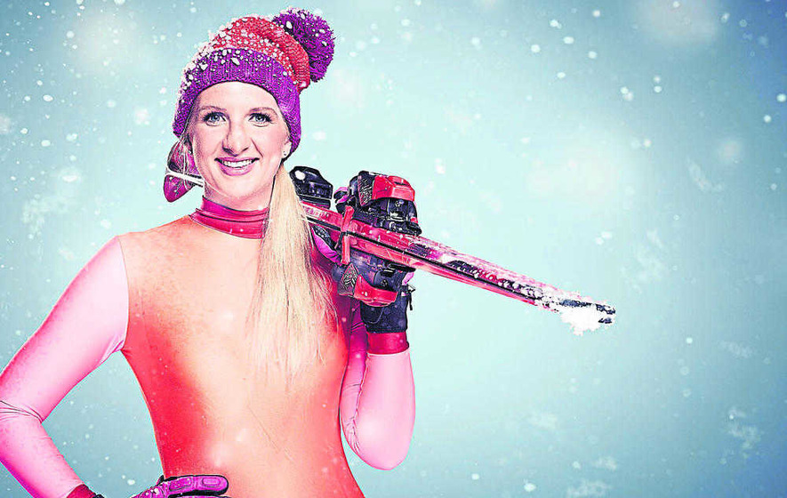 Happy mum Rebecca Adlington bouncing back from Jump crash