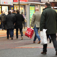 Shopper numbers in decline - and worse may be to come for retailers