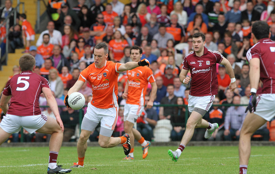 Armagh need to stand tall as Galway visit Athletic Grounds