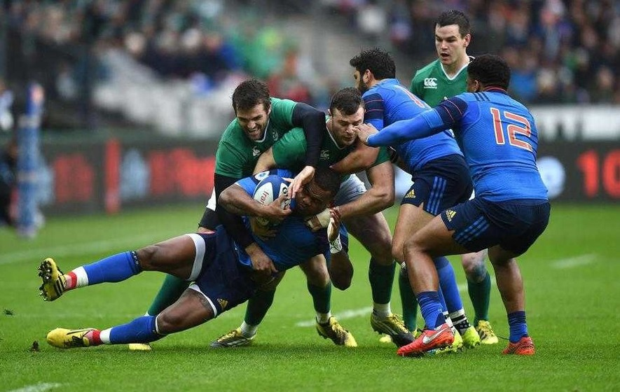 Pressure pushing down on Ireland as Italians come to town