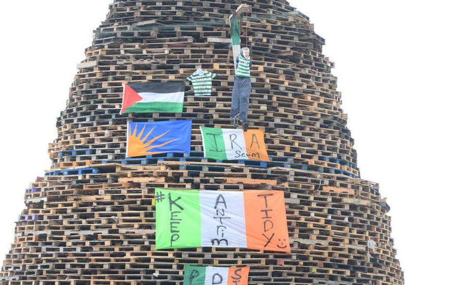 Nationalist councillors request 'call-in' of bonfire funding decision